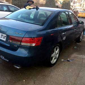 Automatic Hyundai 2006 for sale - Used - Baghdad city