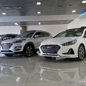 وصول تشكيلة جديدة من سيارات هونداي 2019