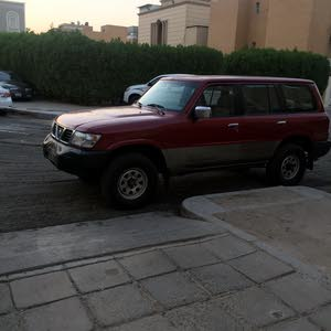 1998 Used Patrol with Manual transmission is available for sale