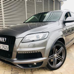 Available for sale!  km mileage Audi Q7 2013