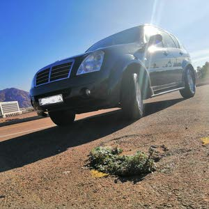 Available for sale! 1 - 9,999 km mileage SsangYong Rexton 2013