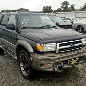 Automatic Toyota 1999 for sale - Used - Tripoli city