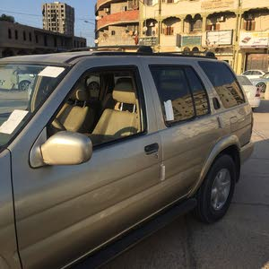 Used 2002 Pathfinder for sale
