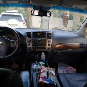 Grey Nissan Armada 2008 for sale