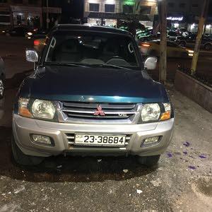 Mitsubishi Pajero car for sale 2001 in Amman city