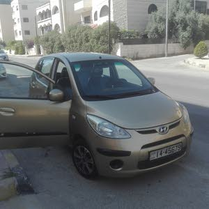 Hyundai i10 made in 2008 for sale