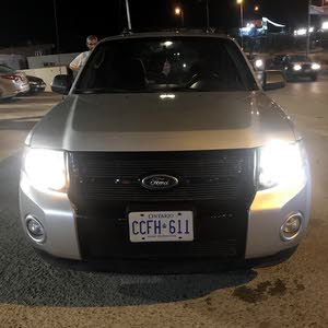 Used Ford Escape for sale in Amman