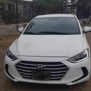 2016 Used Elantra with Automatic transmission is available for sale