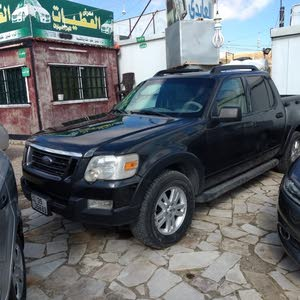 Ford Explorer 2007 For sale - Black color
