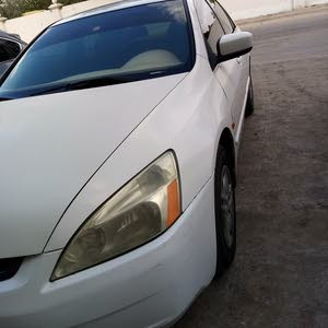 Honda Accord 2004 in very good condition for urgent sale