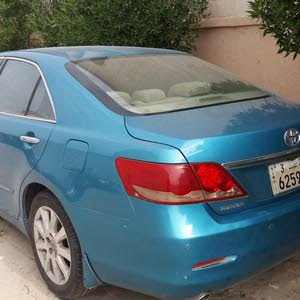 Automatic Blue Toyota 2009 for sale