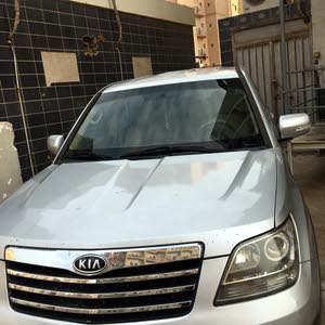 Used condition Kia Mohave 2011 with 190,000 - 199,999 km mileage