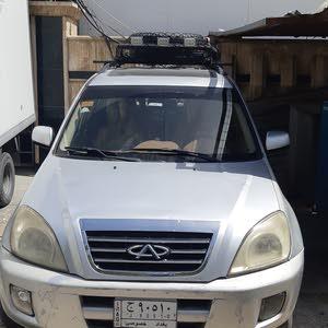 سيارة شيري تيكو موديل 2011