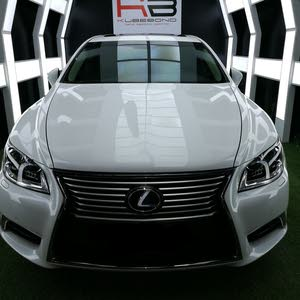 Used 2017 Lexus LS for sale at best price