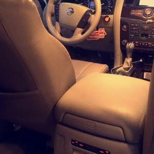 Automatic Nissan 2016 for sale - Used - Al Jubail city