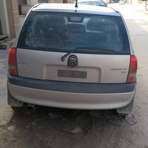 2001 Used Corsa with Manual transmission is available for sale