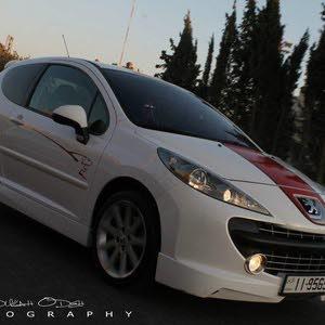2009 Peugeot 207 RC