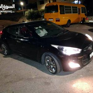 Automatic Black Hyundai 2015 for sale