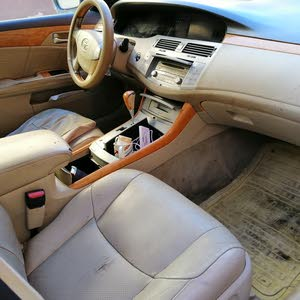 Toyota Avalon 2008 For sale - Green color