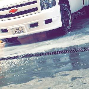 Used Chevrolet Silverado in Amman