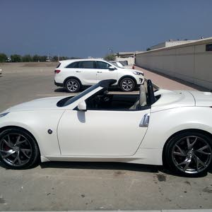 For sale 2014 White 370Z