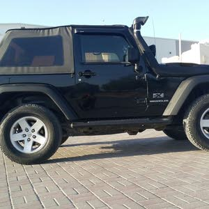 Manual Jeep 2010 for sale - Used - Barka city