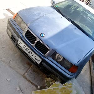 BMW 318 2008 - Manual
