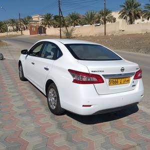 نيسان سنترا 2013 خليجي وكاله عمان نظيف جدا بدون اي حوادث او اعطال ولله الحمد وال
