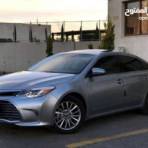 Toyota Avalon 2016 For sale - Silver color