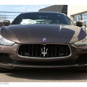 Maserati, Ghibli 2015