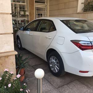 Used 2017 Corolla in Baghdad