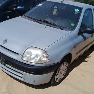 Renault Clio 2002 for sale in Zuwara