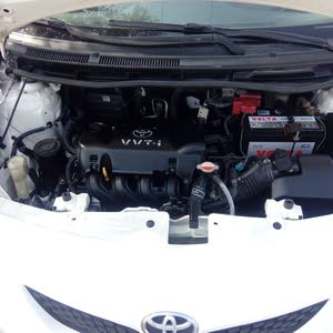+200,000 km mileage Toyota Yaris for sale