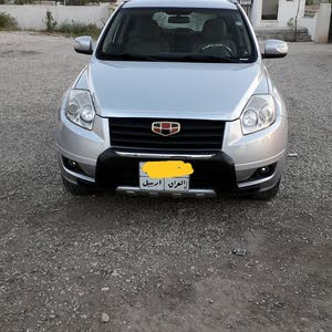 2015 Used Geely Emgrand X7 for sale