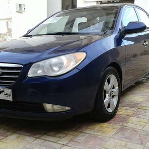 Blue Hyundai Elantra 2009 for sale