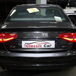 Audi A4 car for sale 2013 in Muscat city