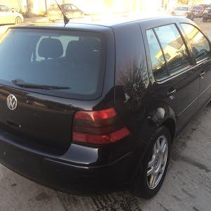 For sale 2004 Black Golf