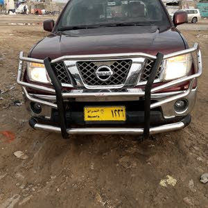Nissan Navara made in 2009 for sale
