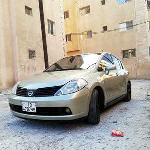 2007 Nissan Tiida for sale