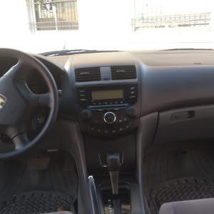 هوندا اكورد بنزين موديل 2007 ماتور 2400 cc