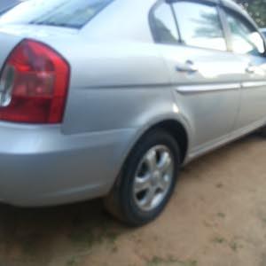 Hyundai Accent 2006 For sale - Silver color