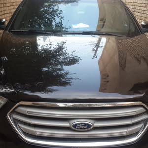 Ford Taurus Used in Baghdad