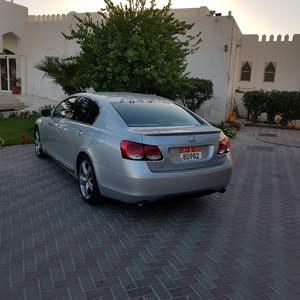 Lexus GS in Al Ain