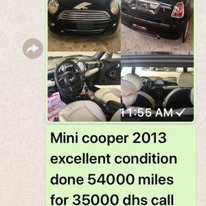 Used MINI Cooper in Ajman