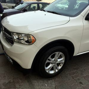 Dodge Durango 2012 For sale - White color