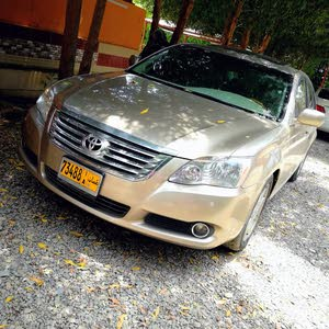 Available for sale! 0 km mileage Toyota Avalon 2007