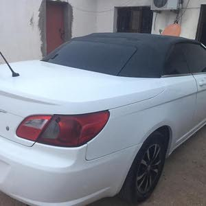 White Chrysler Sebring 2009 for sale