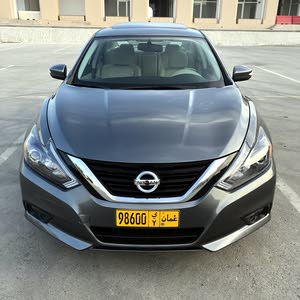 Gasoline Fuel/Power   Nissan Altima 2016
