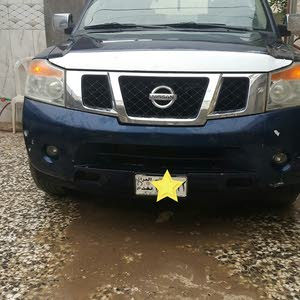 2008 Used Armada with Automatic transmission is available for sale