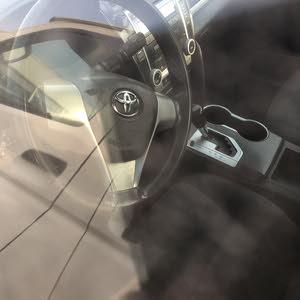 Toyota Camry 2015 (abudhabi taxi)